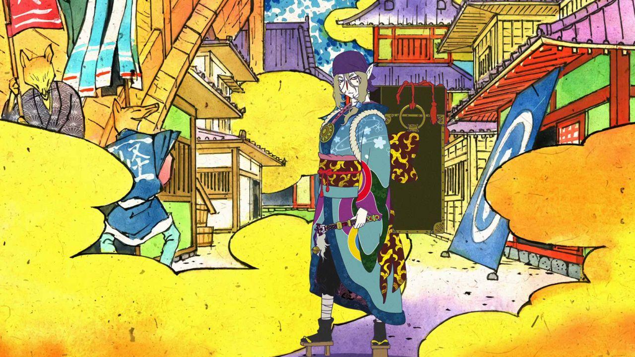 Mononoke: recensione dell'anime di Toei Animation, ora su VVVVID