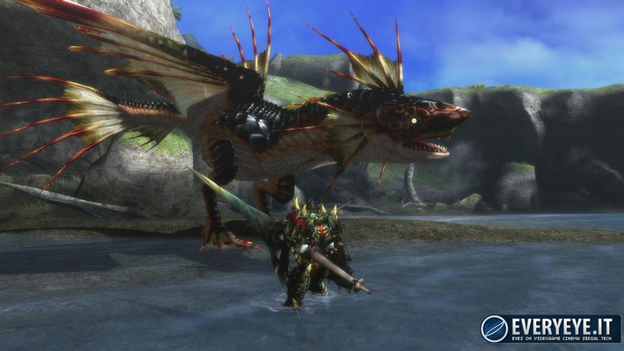 speciale Monster Hunter 3 Ultimate - Dire Miralis