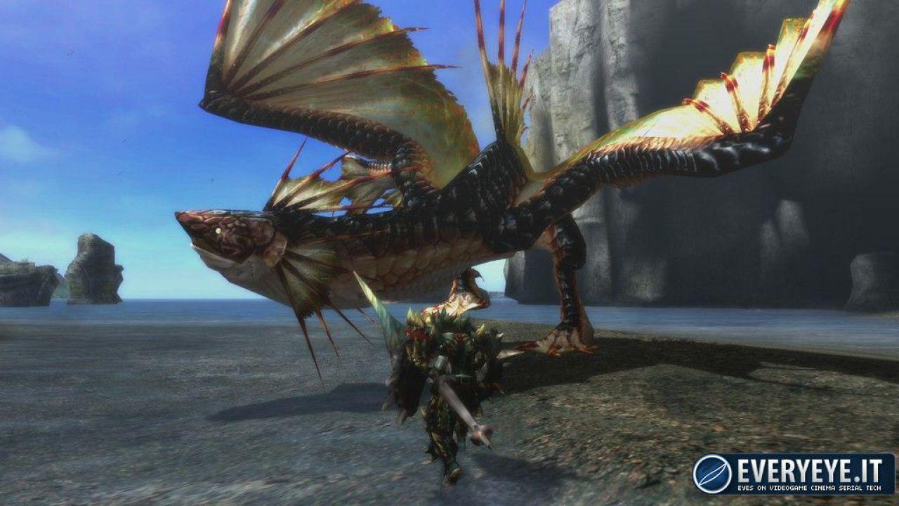 hands on Monster Hunter 3 Ultimate