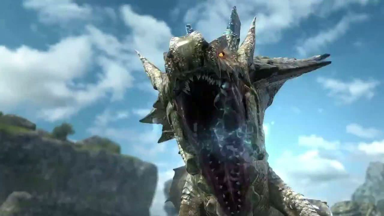 anteprima Monster Hunter 4