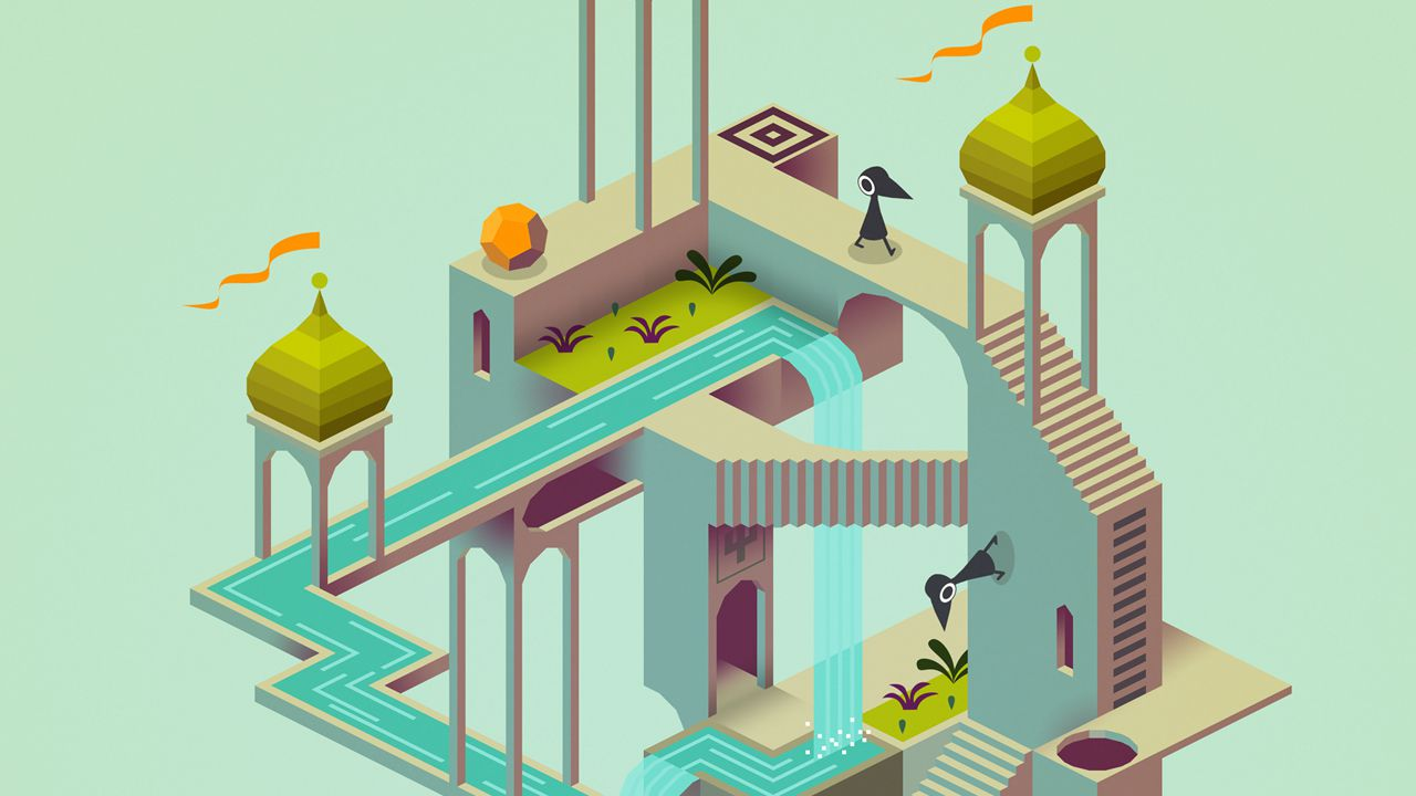 recensione Monument Valley