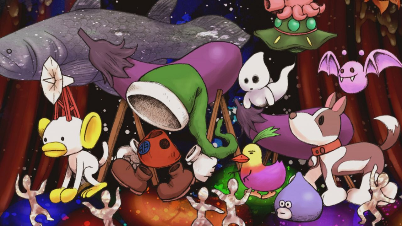 speciale Moon Remix RPG Adventure Love's Awakening: torna l'antenato di Undertale