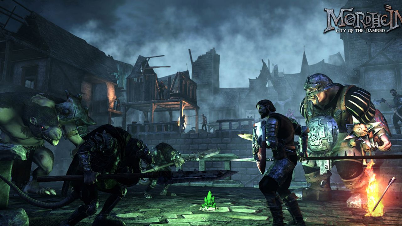 recensione Mordheim: City of the Damned