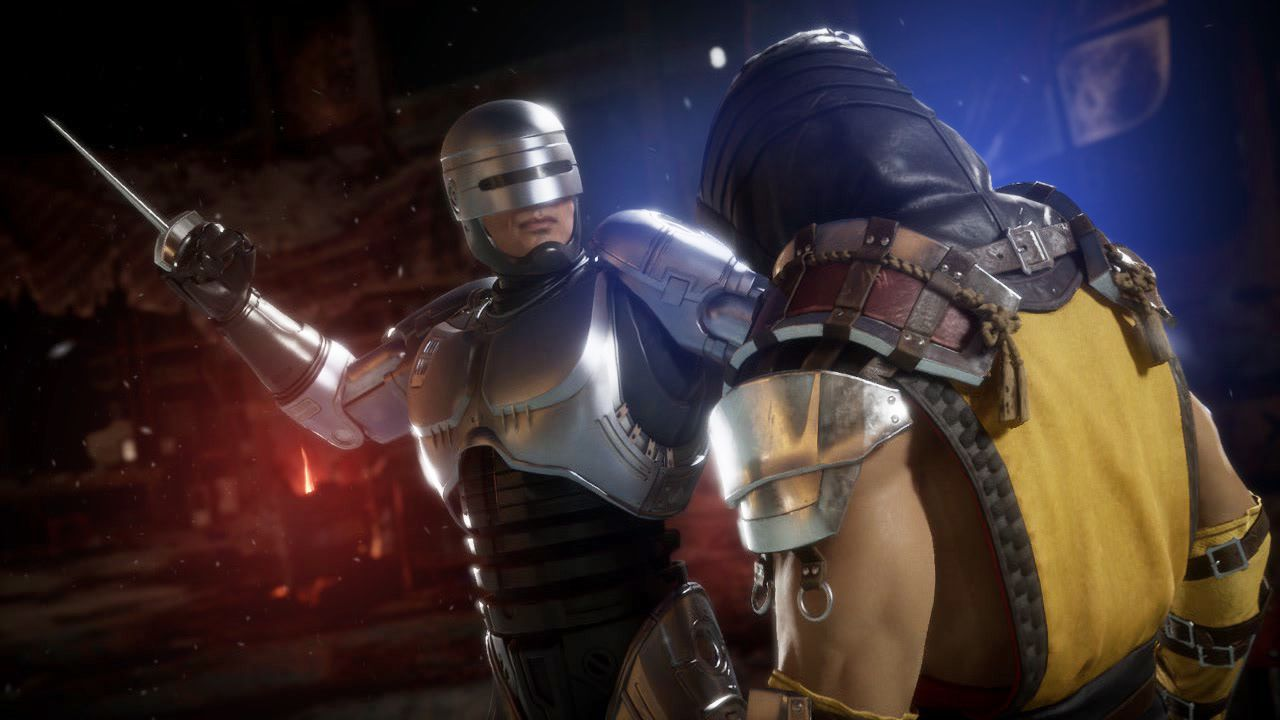 Mortal Kombat 11 Aftermath Recensione: tra viaggi nel tempo e robot
