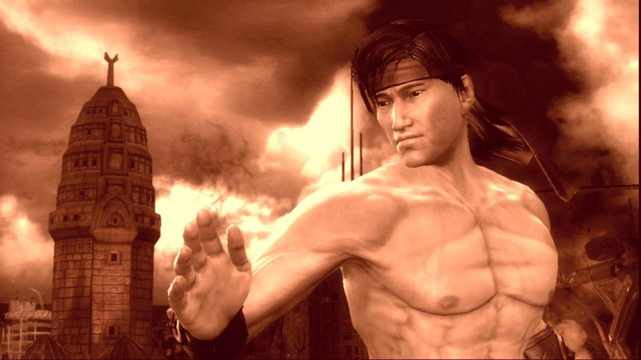 hands on Mortal Kombat