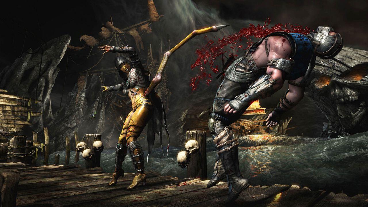 provato Mortal Kombat X