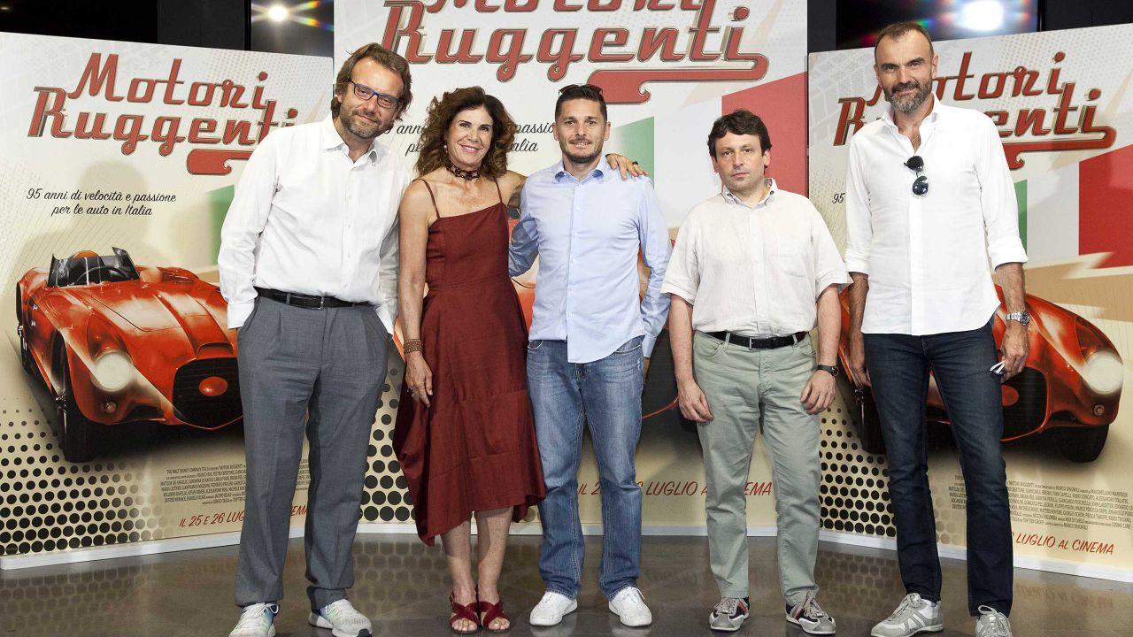 speciale Motori Ruggenti: arriva in sala il documentario che precede Cars 3