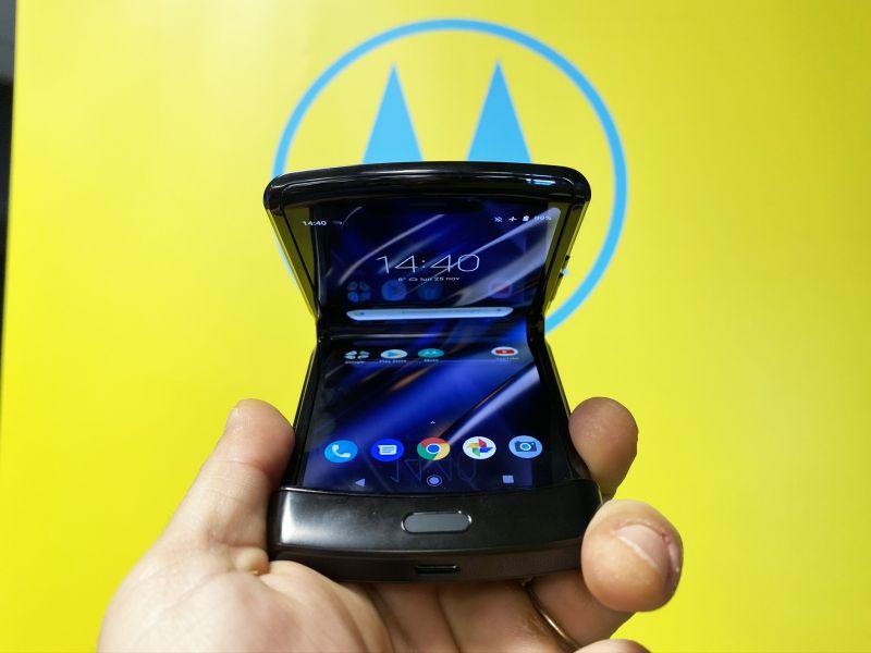 Motorola Razr: l'innovazione non passa più dalla scheda tecnica