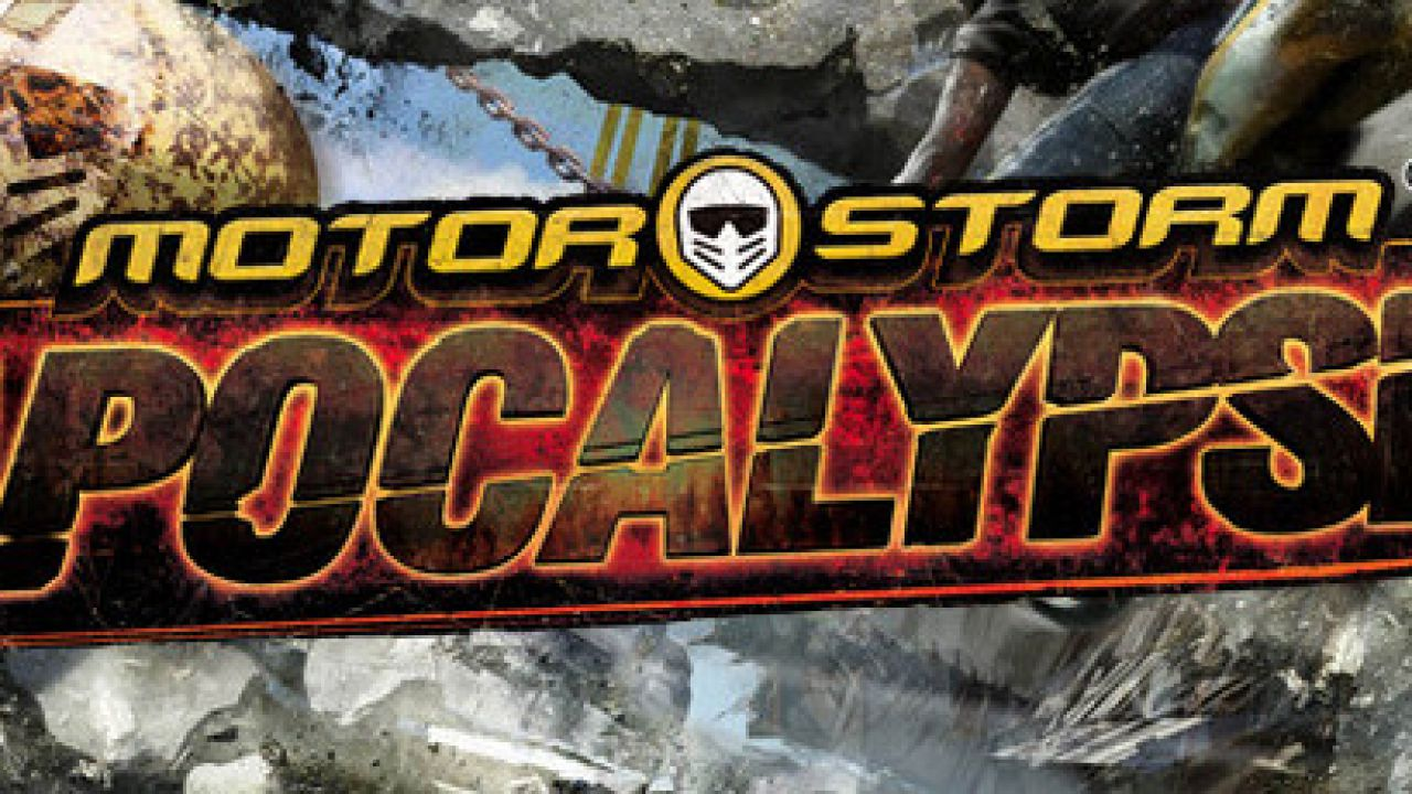 hands on Motorstorm: Apocalypse