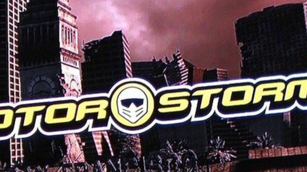 hands on Motorstorm: Apocalypse