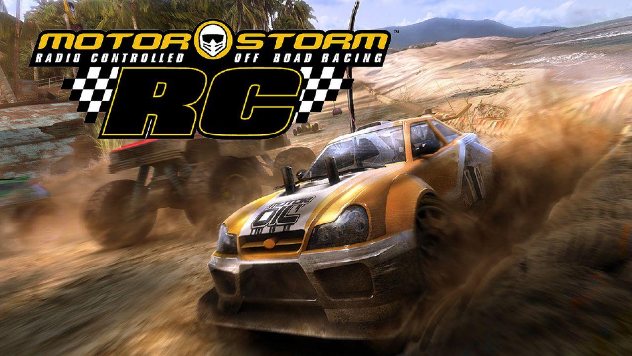 recensione MotorStorm RC