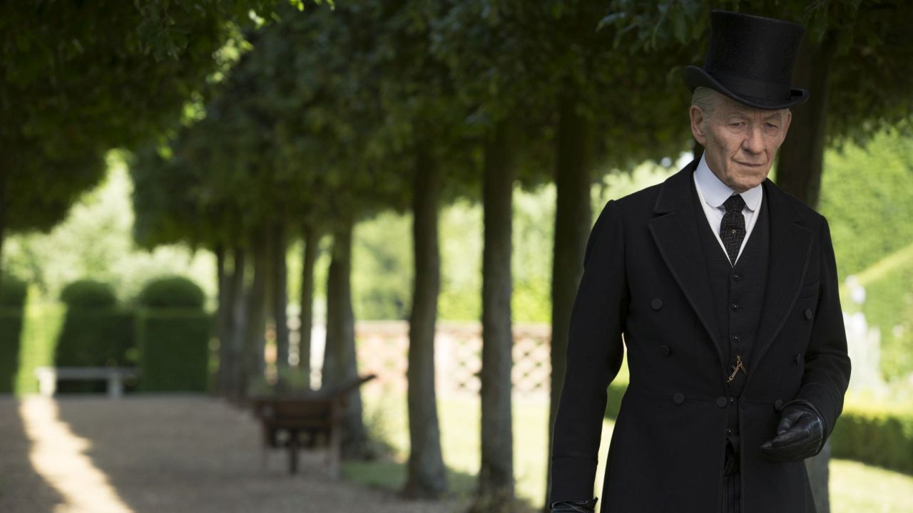recensione Mr. Holmes