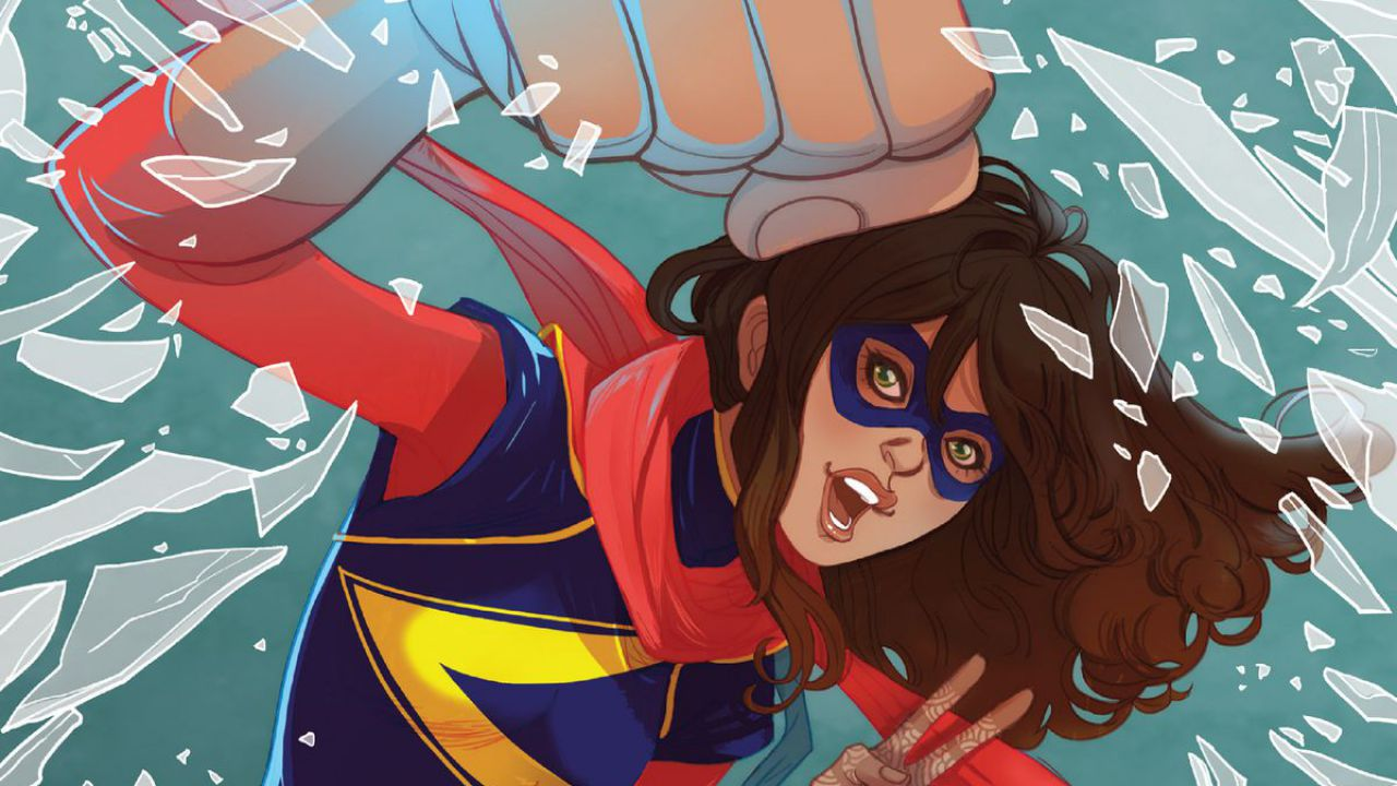 Ms. Marvel: chi è Kamala Khan, la giovane eroina in arrivo su Disney+