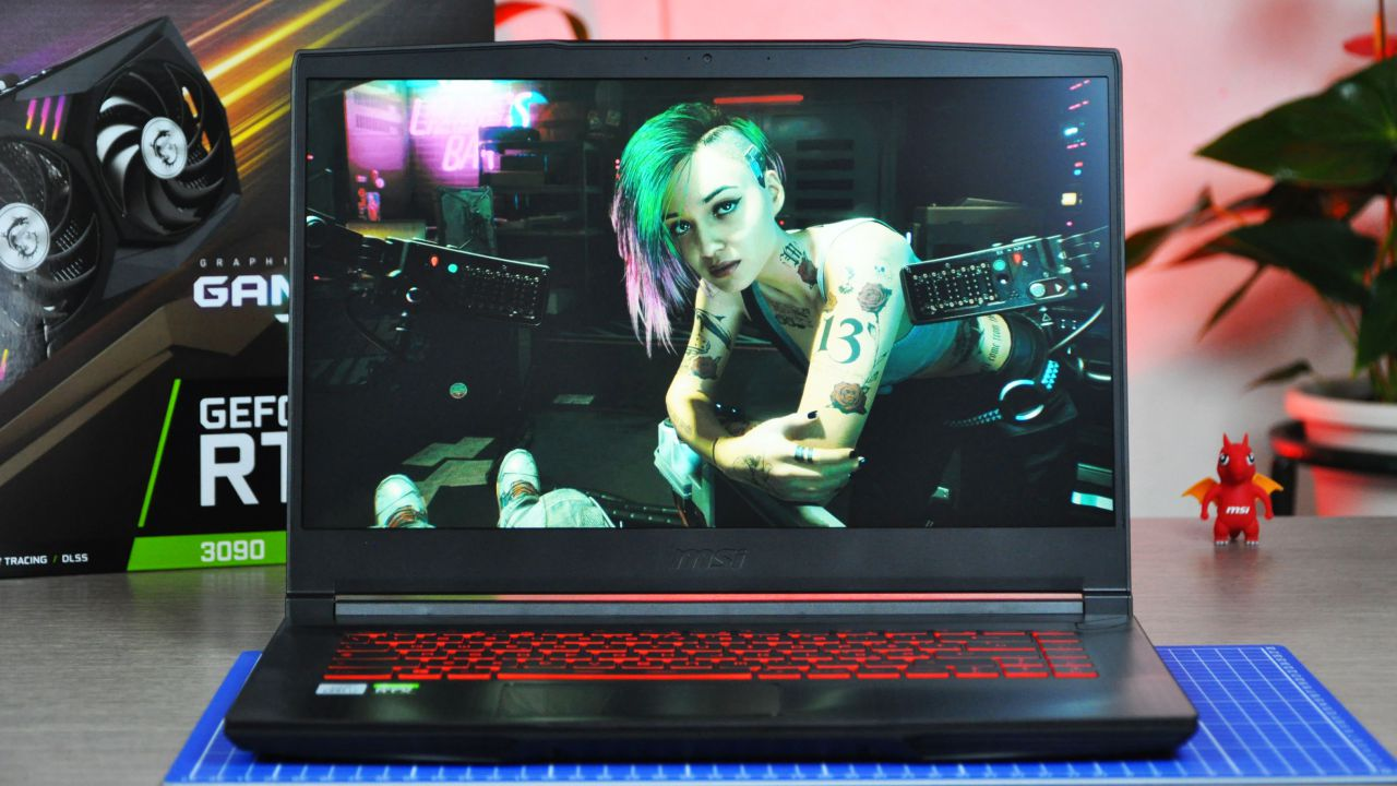 MSI GF65 Thin Recensione: RTX 3060 per il gaming in Full HD