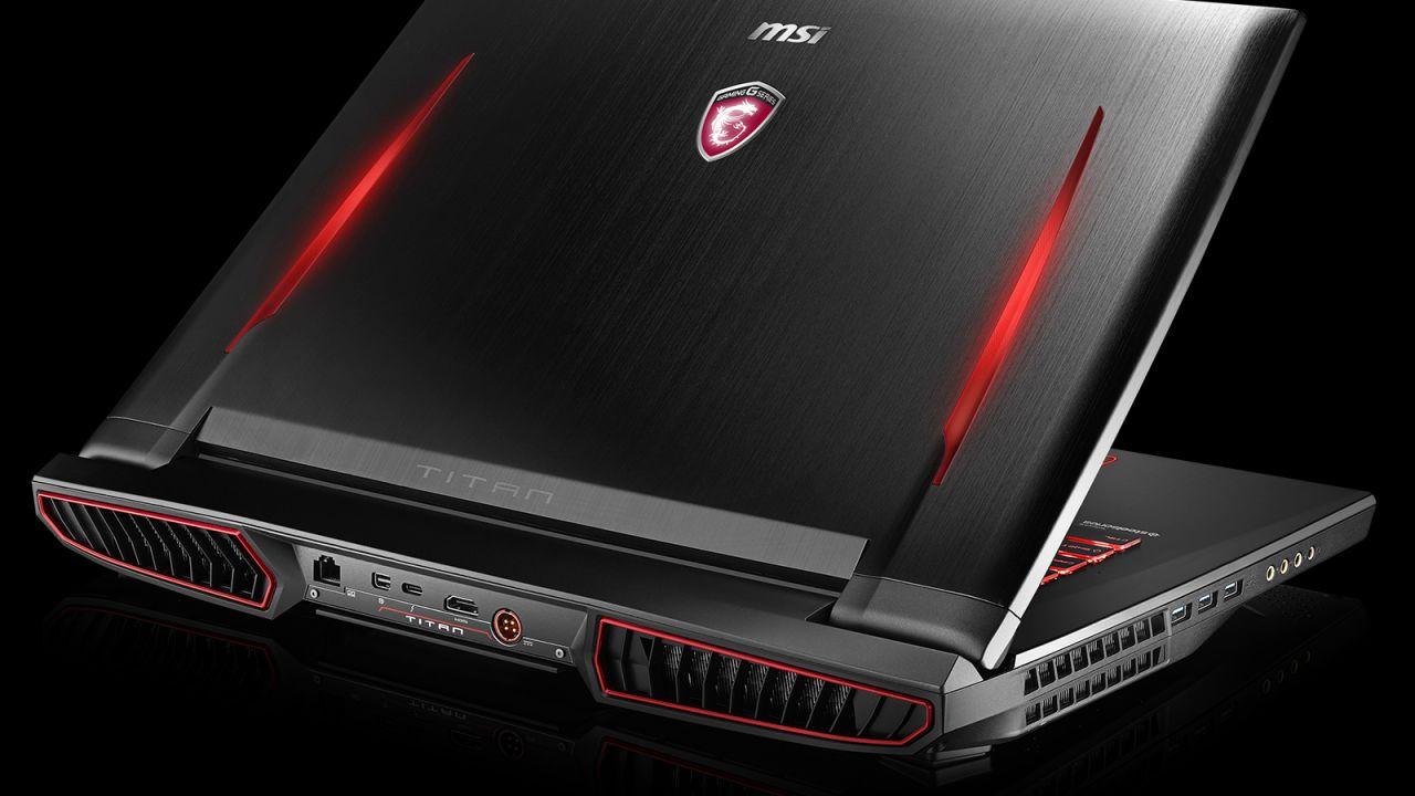 recensione MSI GT73VR 6RE Titan