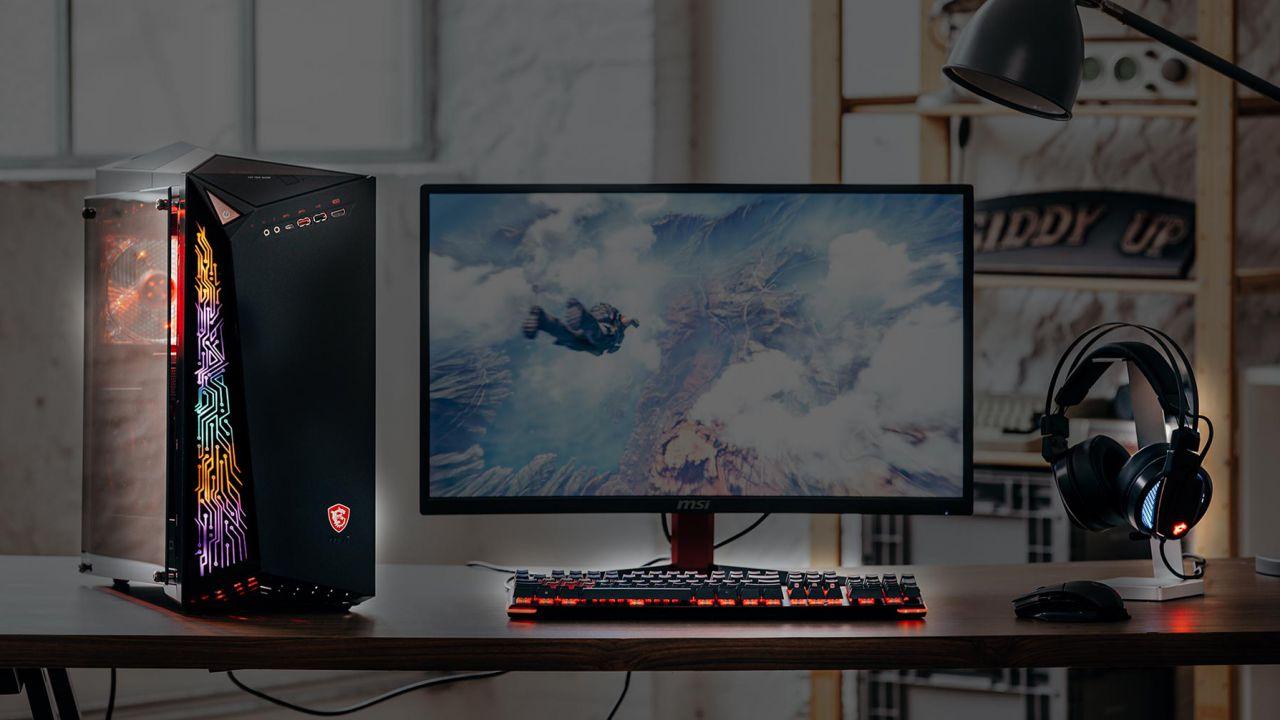 recensione MSI Infinite A Recensione: un gaming PC potente e bello da vedere