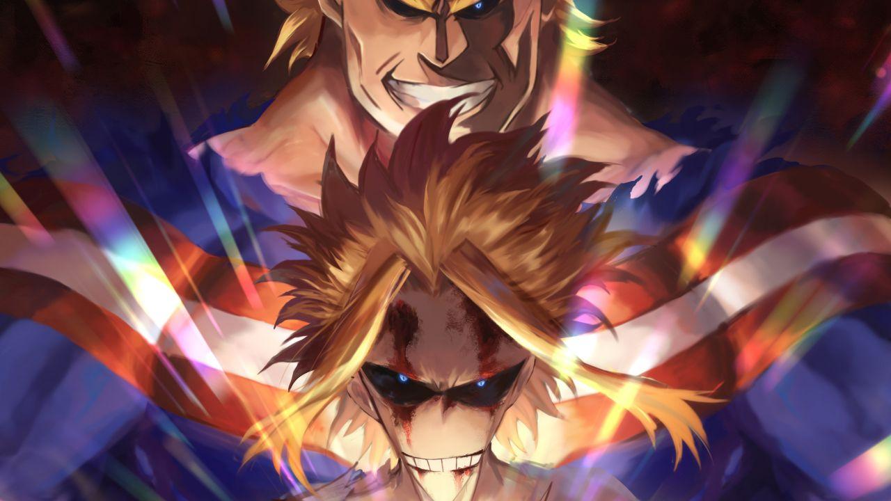 recensione My Hero Academia 4x04 Recensione: la verità su Allmight