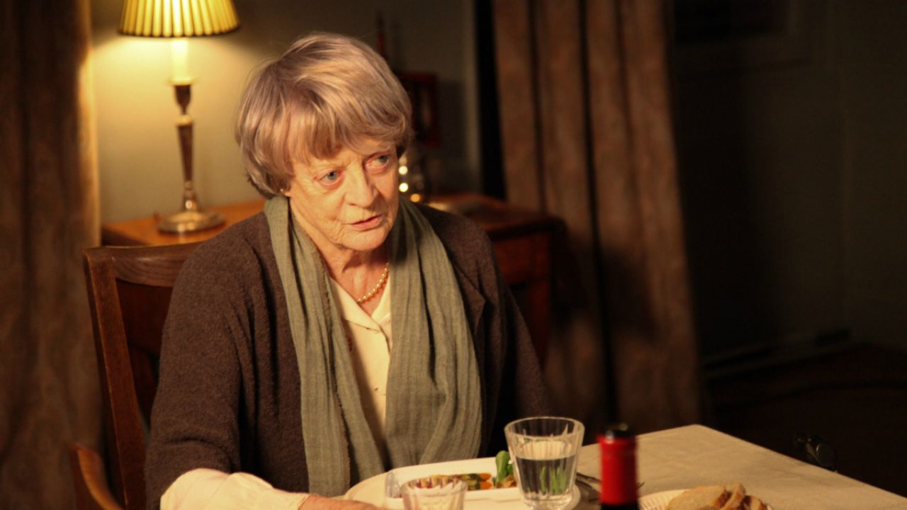 recensione My Old Lady