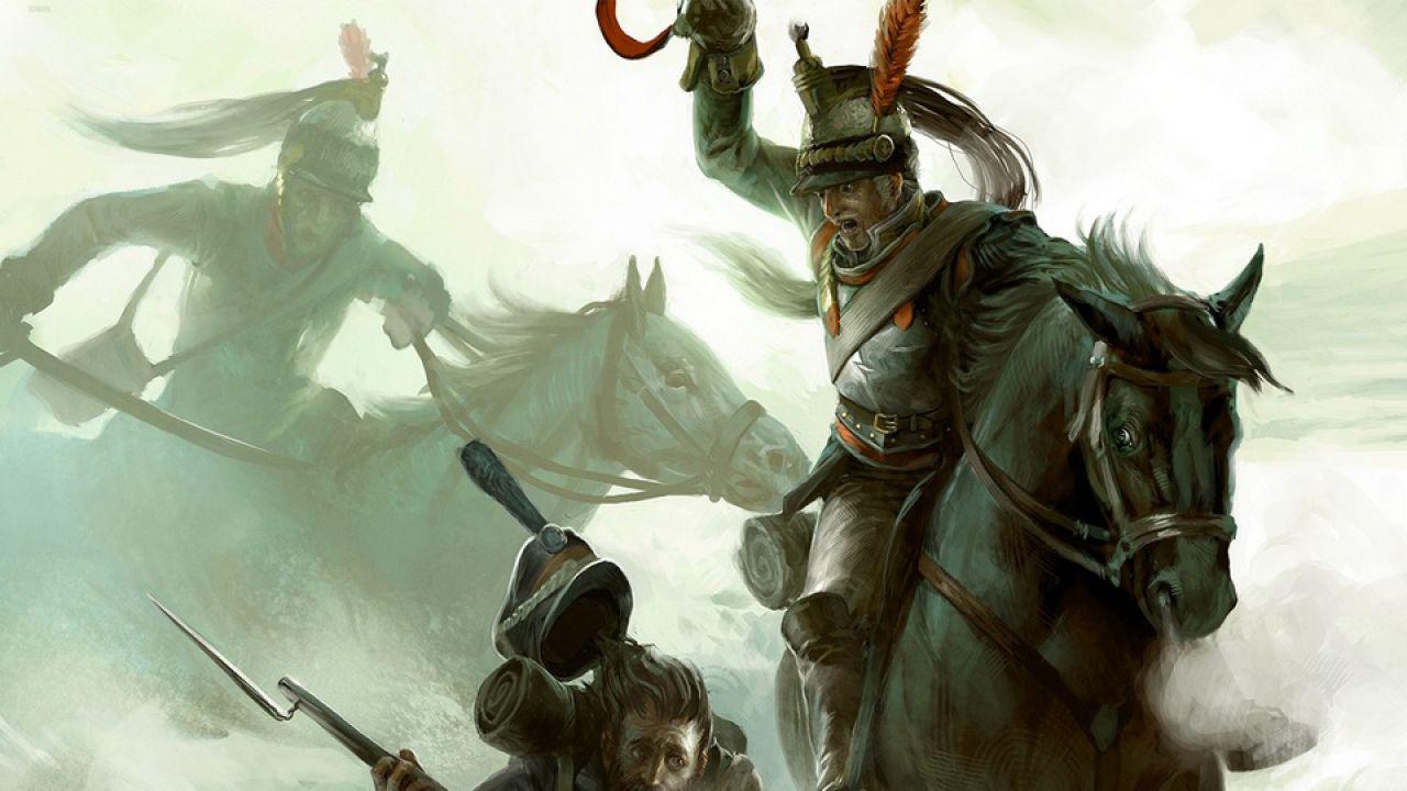 hands on Napoleon: Total War