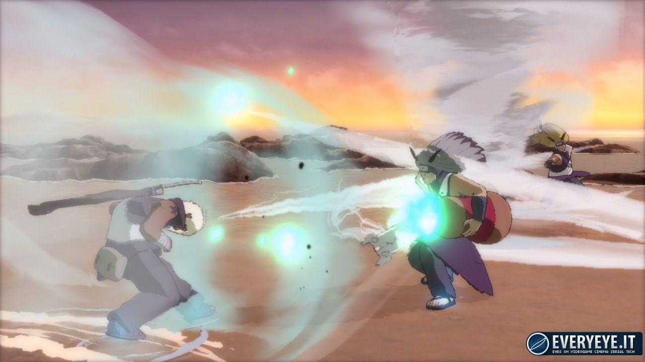 hands on Naruto Shippuden: Ultimate Ninja Storm 3
