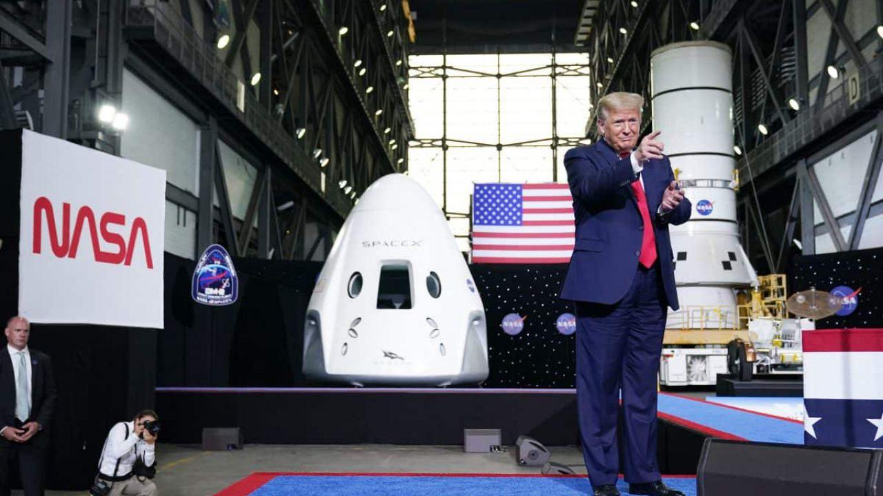speciale NASA, Trump e SpaceX: l'inizio di una nuova era spaziale per gli USA