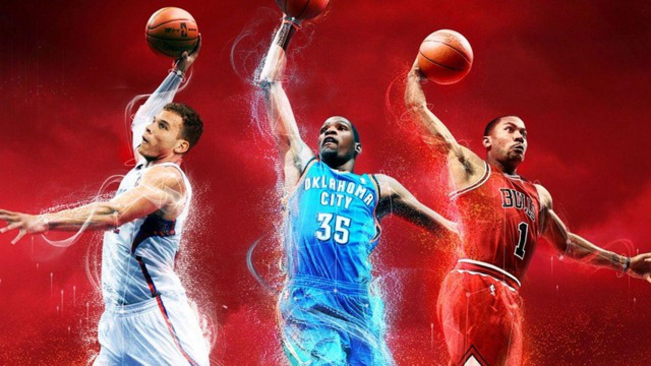 hands on NBA 2K13