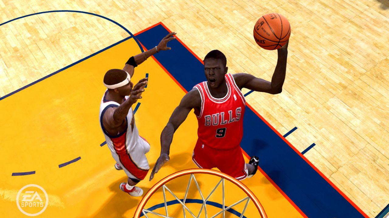 recensione NBA Live 10