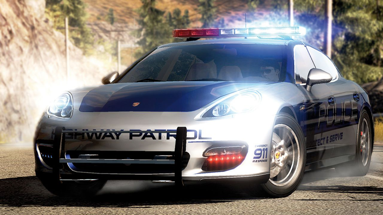 hands on Need for Speed: Hot Pursuit