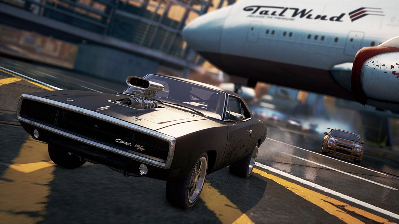 speciale Need for Speed - Legends DLC