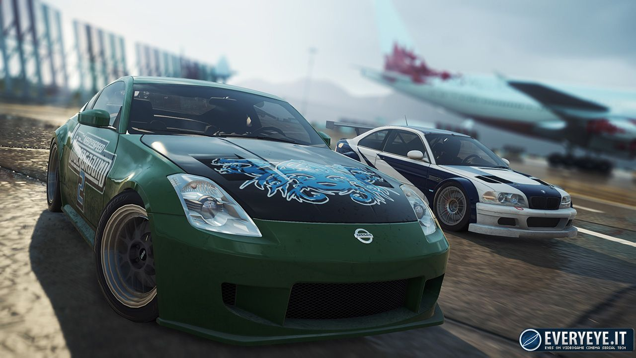 hands on Need For Speed: Most Wanted