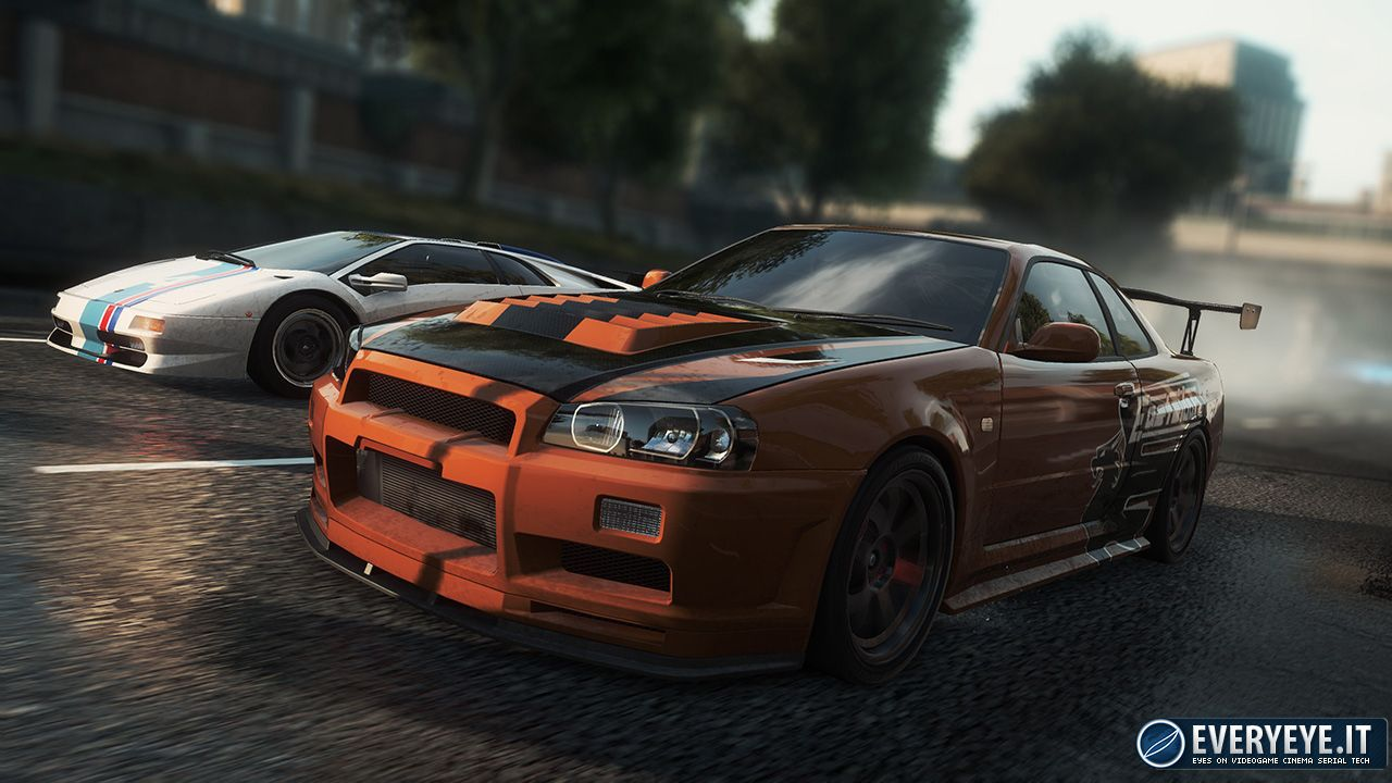 hands on Need For Speed Most Wanted