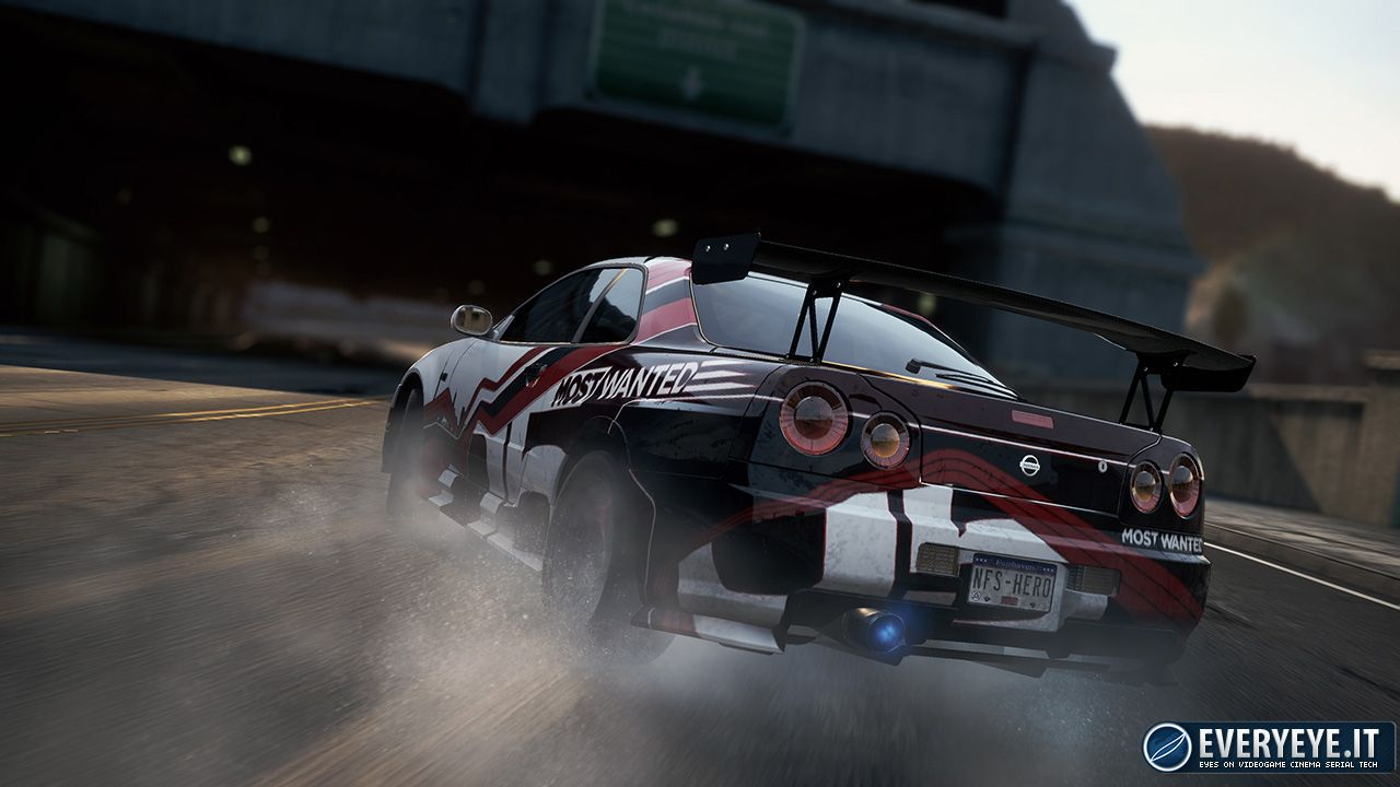 Need For Speed Most Wanted Recensione Xbox 360