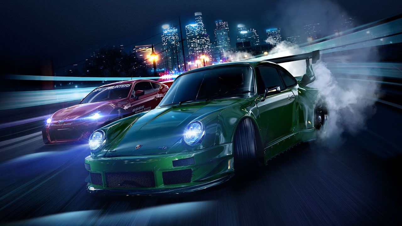 provato Need for Speed