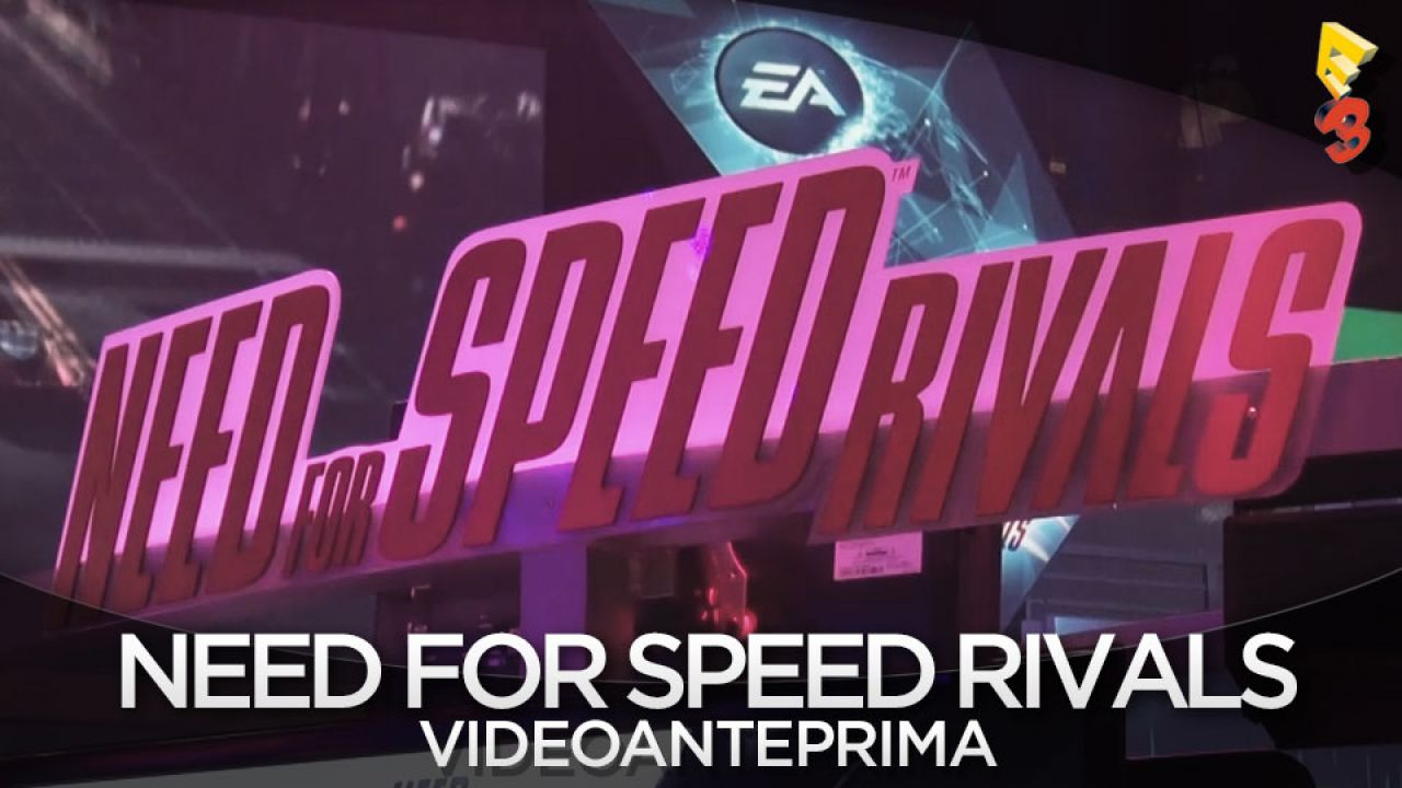 hands on Need for Speed Rivals
