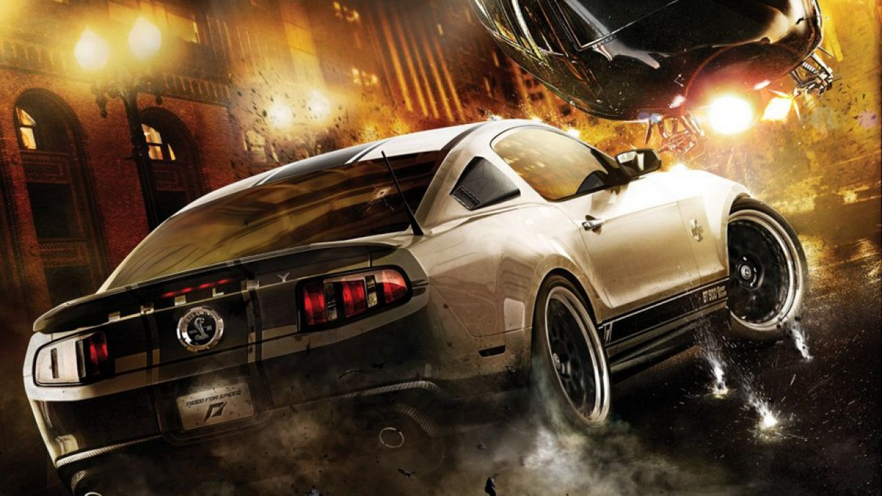 hands on Need for Speed: The Run