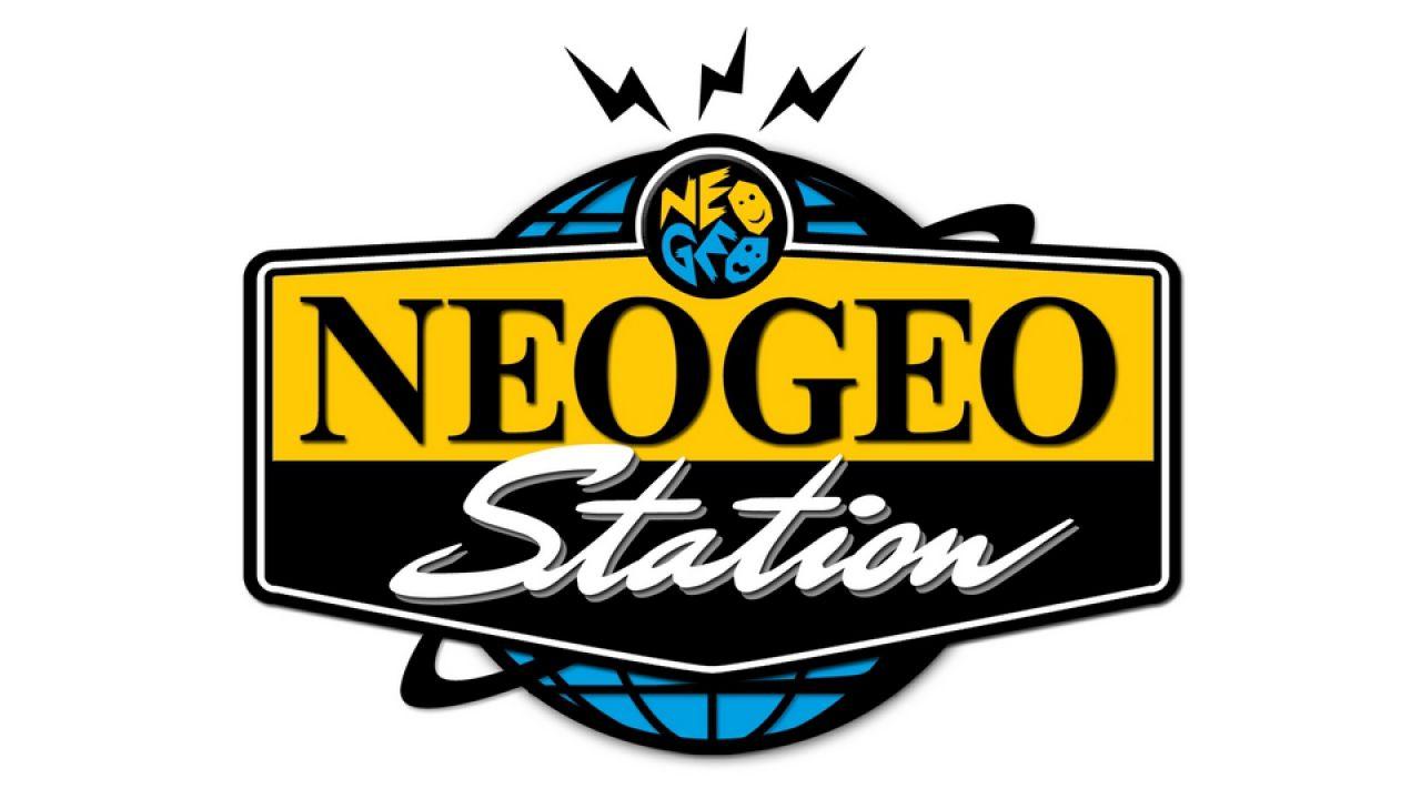recensione Neogeo Station