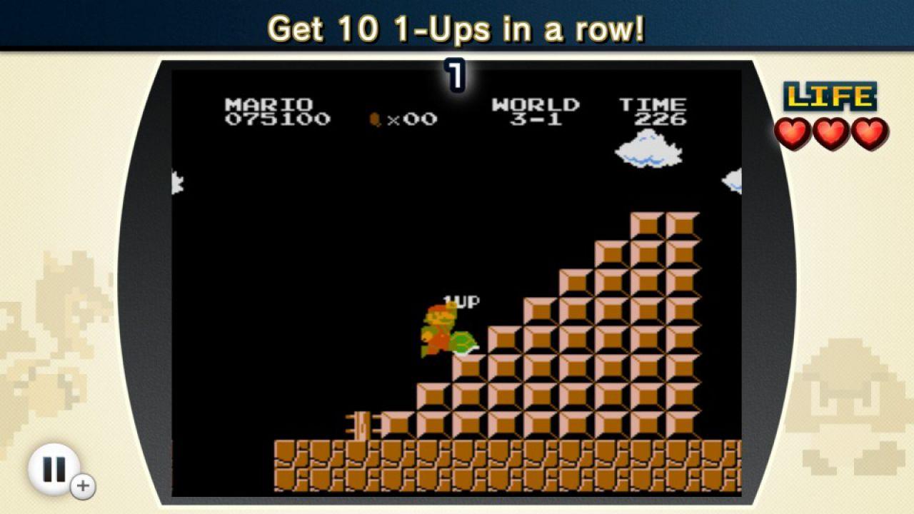 recensione NES Remix