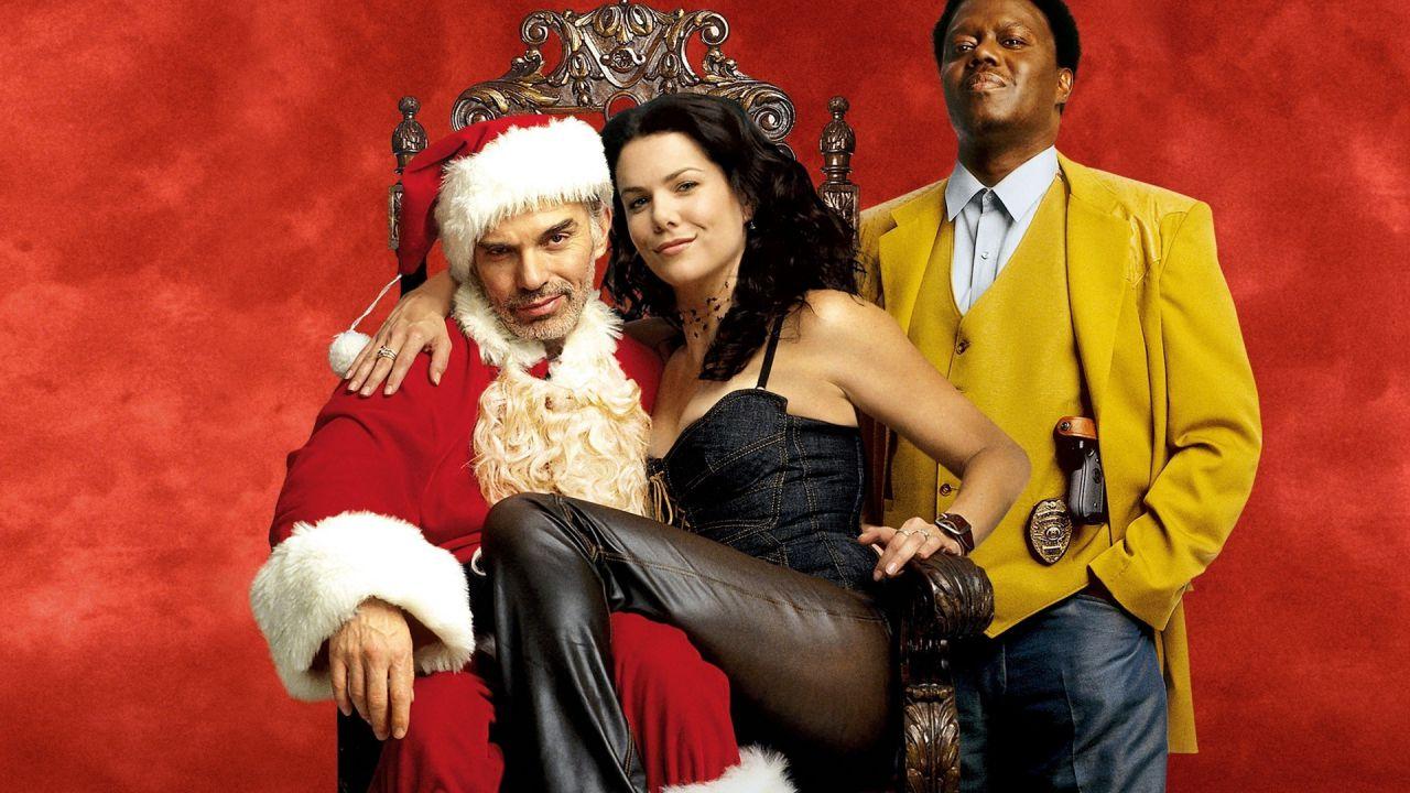 Netflix: : 5 film natalizi da vedere, da Babbo Bastardo a Il Grinch