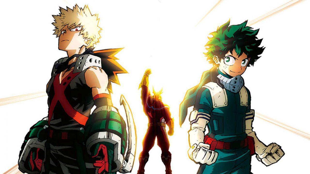 rubrica Netflix: il film di My Hero Academia e gli altri anime in arrivo a dicembre