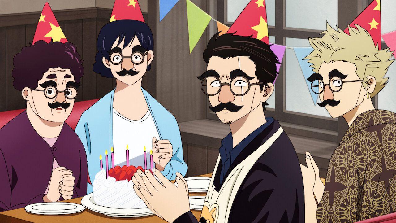 Netflix: le serie e i film anime in arrivo ad aprile