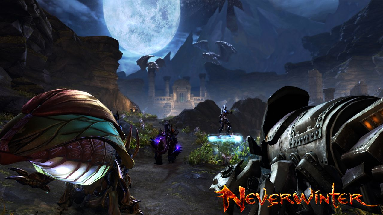 hands on Neverwinter