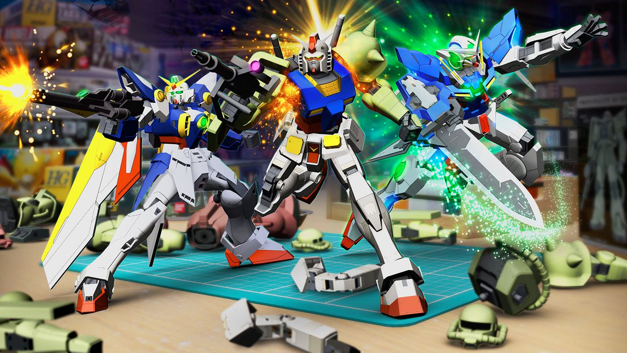 New Gundam Breaker Recensione: il nuovo action game dedicato ai Gunpla