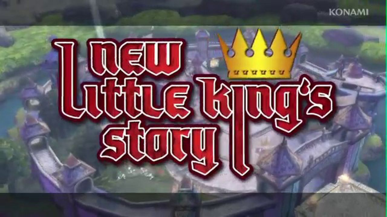 hands on New Little King's Story