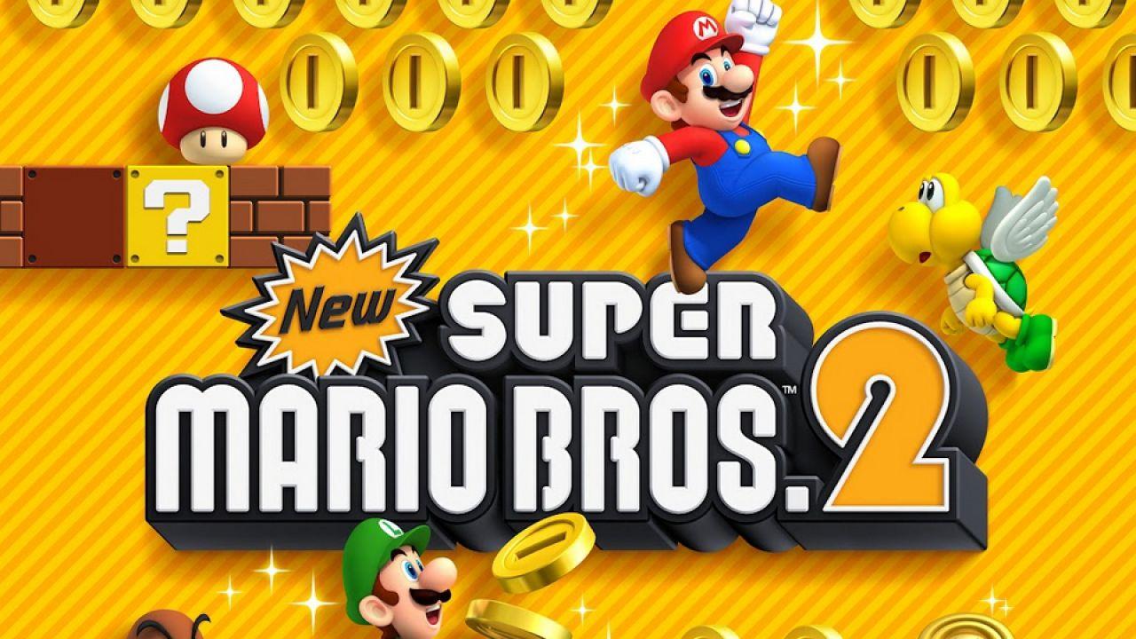 recensione New Super Mario Bros 2 - DLC