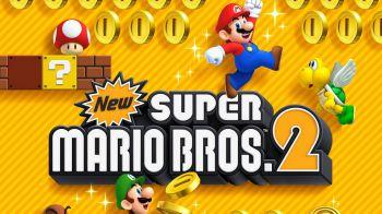 New Super Mario Bros 2 - DLC
