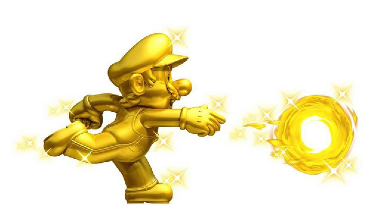 hands on New Super Mario Bros. 2