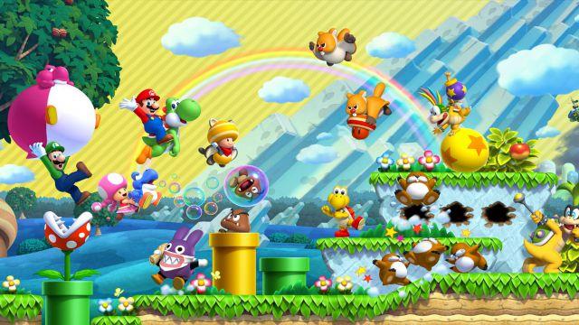 New Super Mario Bros U Deluxe: Recensione del platform per Nintendo Switch