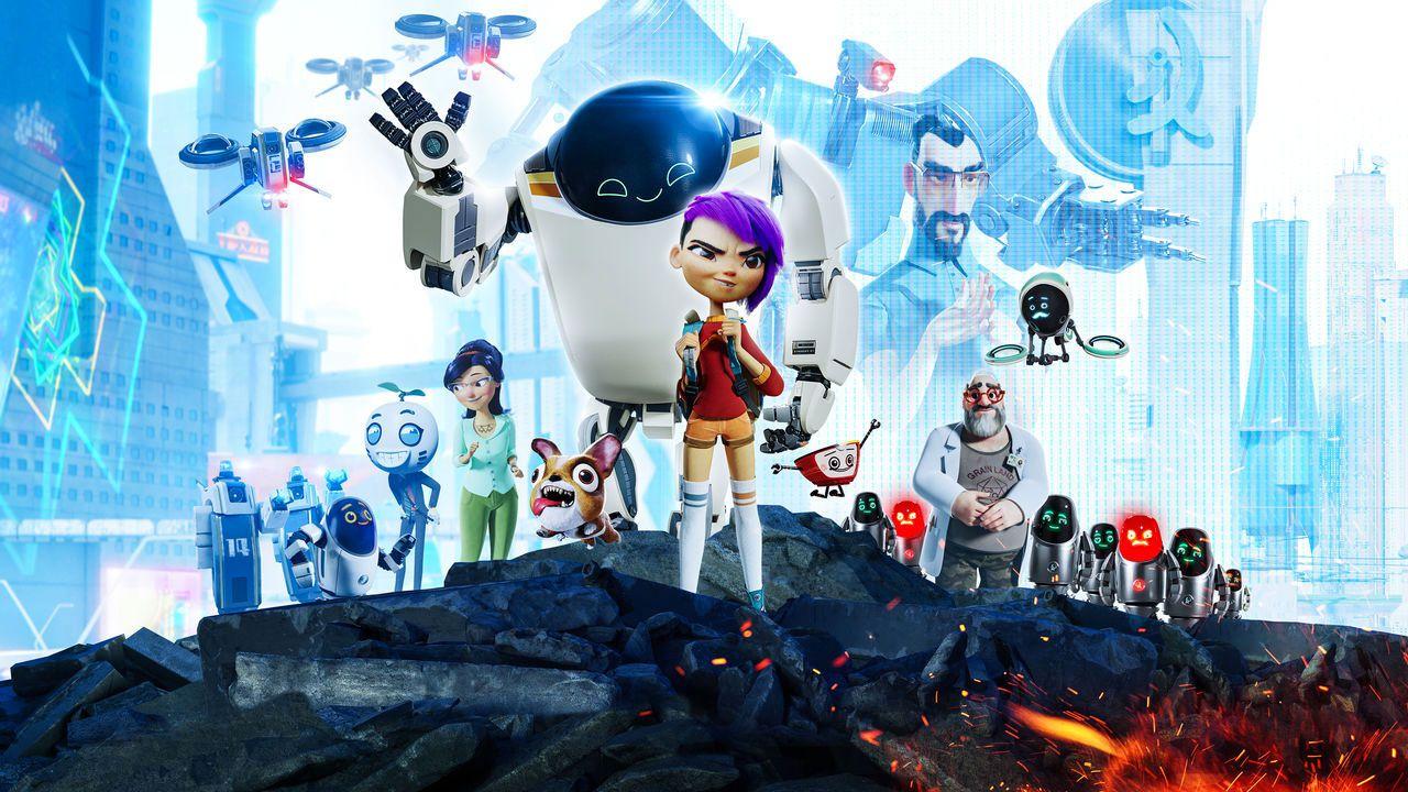 recensione Next Gen, la recensione: azione sfrenata nel film d'animazione Netflix
