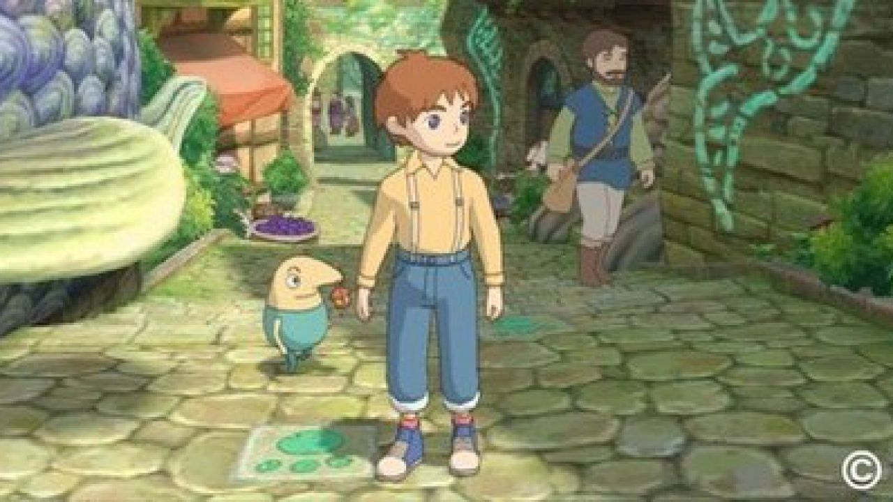 anteprima Ni No Kuni: Wrath of the White Witch