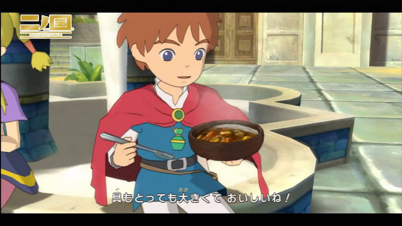 hands on Ni No Kuni: Wrath of the White Witch